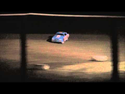Mike McKinney - Kankakee County Speedway Qualifying - 9.27.13