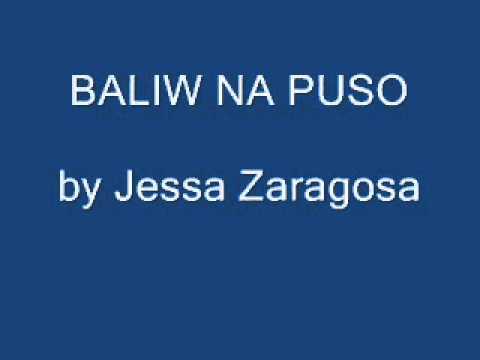 Jessa Zaragosa - Baliw Na Puso