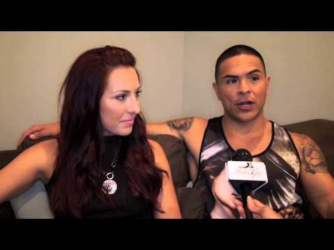 """Interview With Nuvo's TV """" A Step Away Dancers"""" Cat Rednic and Gilbert Saldivar-Part 3"""