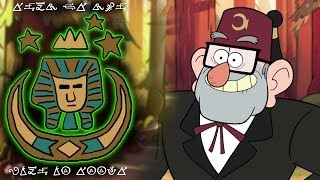 The mystery of stan pines [gravity falls]: the royal order of the holy mackerel