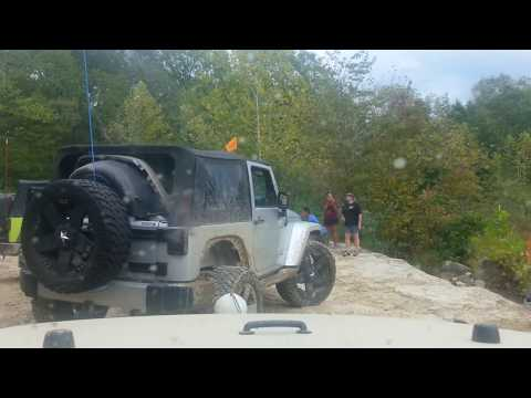 Trails with Windy City Jeep Force