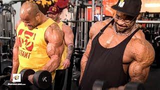 Massive Pump Biceps Workout   IFBB Pro