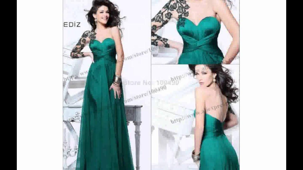 Vestiti da sera per donne robuste