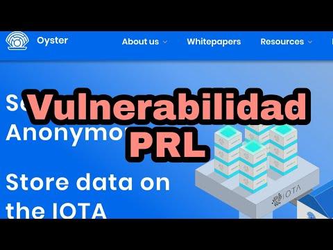 Error en smart contract, caso PRL Oyster