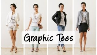 Graphic Tee Pairings