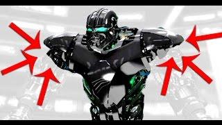 Real Steel Severed ALL Hands - NOISY BOY VS Zeus ROBOTS BOXING (Живая сталь)