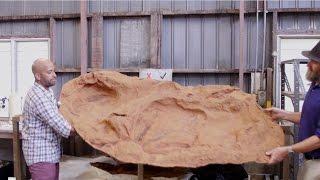 Самый большой в мире след обнаружен в Австралии