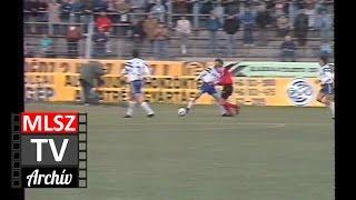 Diósgyőr-MTK | 1-0 | 1991. 11. 09 | MLSZ TV Archív