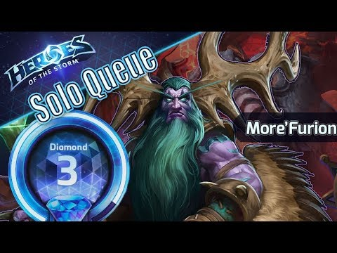 More Furion Malfurion Hots Solo Queue Diamond Storm League Livestream Youtube Leoric specialises in cutting down tanky teams and heroes with high health. youtube