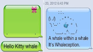 Funny and Creative Iphone Whales