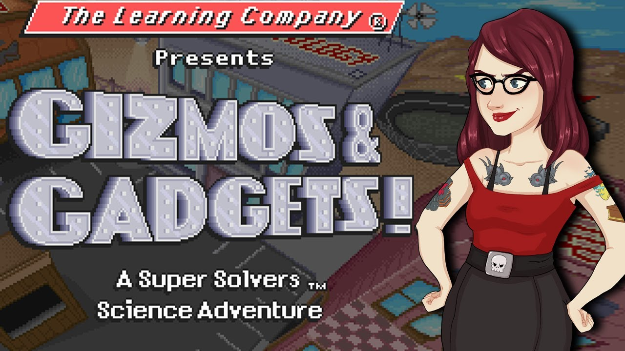 Super Solvers: Gizmos and Gadgets! - Game Review (PC) - YouTube