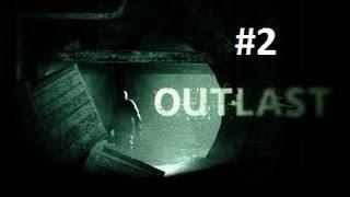 Outlast - епизод 2 - Грозника, който спря тока :D w/Gas Monkey -BG