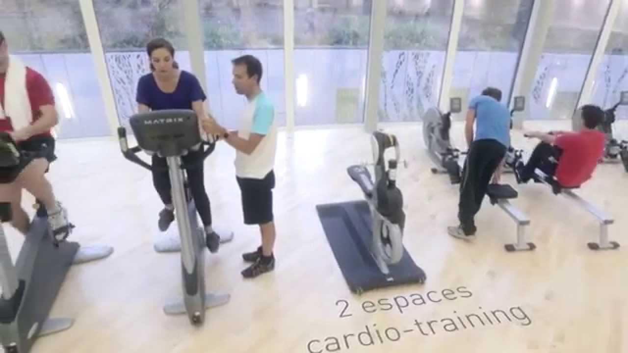 Espace Forme Wellness Training De La Tour Eqho Youtube