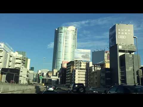 Driving Around Tokyo: Roppongi