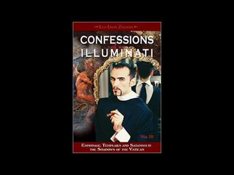 Illuminati Insider Leo Zagami and his latest book on the air with Luca Zanna