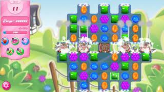 How to complete candy crush saga level #1813 without booster