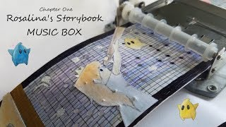 Music Box Rosalina 39 S Storybook Super Mario Galaxy