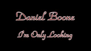 Daniel Boone, I