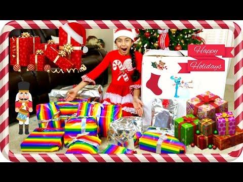 UNBOXING HUGE CHRISTMAS PRESENT SHOPKINS LITTLE LIVE PETS WILD PETS |B2CUTECUPCAKES
