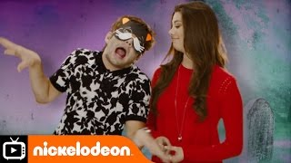 Jack and Kira - Halloween Hangout Part 2 | Nickelodeon UK