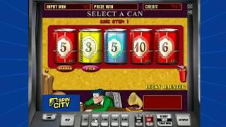 Spin City - Игровой автомат Lucky Haunter (Лаки Хантер, Пробки)