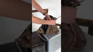 Обзор женской сумки Vera Pelle (Артикул 01415)
