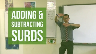 Adding & Subtracting Surds