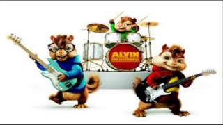 green day-i walk alone chipmunks