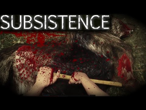 BUTCHER THE WOLF | Subsistence #02