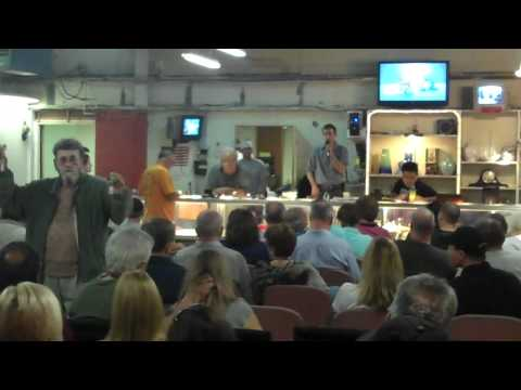 Clip 1 LONGEST SALE.. in Hess Auctions History 10/17/11