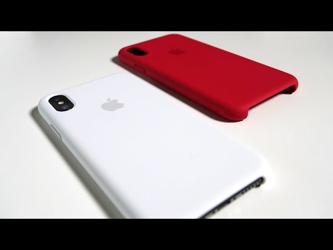iphone-xs-max-white-silicon-case-unboxing-and-review