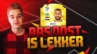 BAS DOST IS ECHT HEEL LEKKER IN FIFA 16!