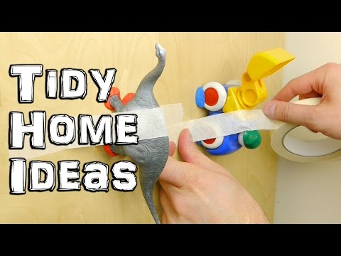 #ad Tidy House - Spring Clean DIY with Sugru