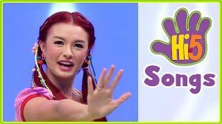 Hi-5 Songs | Give Five & More Kids Songs - Hi5 Season 15 Songs of the Week
