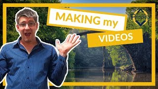 How Do I Make my Flipped Classroom videos A glipse Behind the scenes