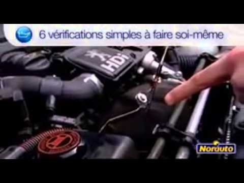 entretien voiture entretien auto 6 v rifications faire simple soi m me youtube. Black Bedroom Furniture Sets. Home Design Ideas