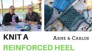 Reinforced Heel. Part 1 of Heel Flap