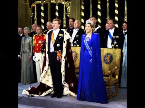 Inhuldiging Koning Willem Alexander