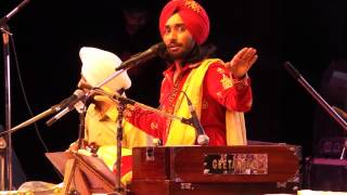Satinder Sartaaj(Ibadat kar 3)Siri Fort Auditorium