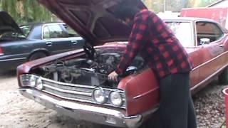 1969 Ford Galaxie Update.