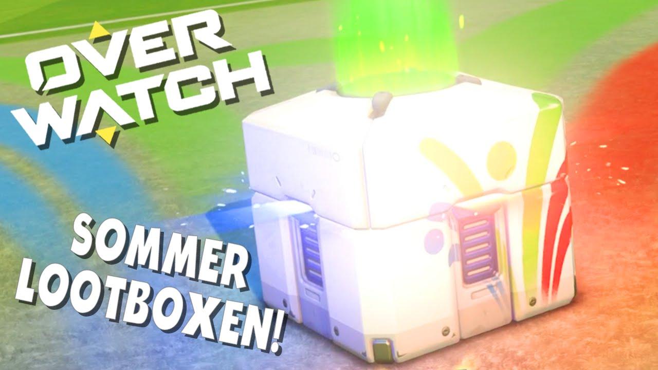 Lootboxen Overwatch