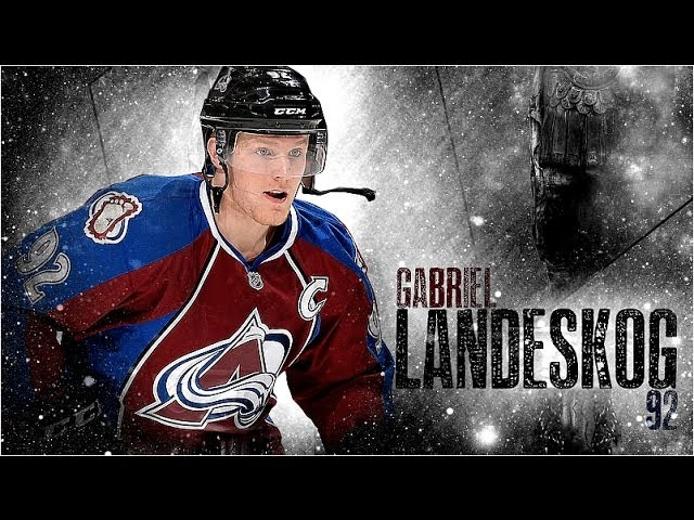 The Best of Gabriel Landeskog [HD]