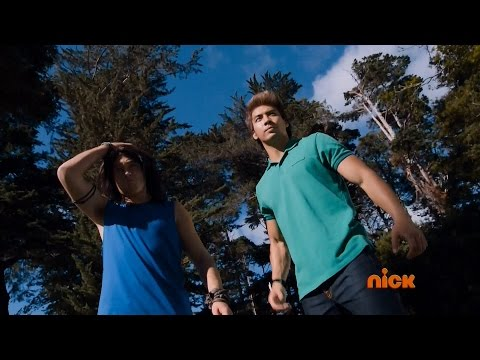 Power Rangers Dino Charge - No Matter How You Slice It - Riley