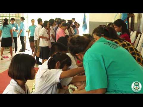 กิจกรรมวันแม่ 2557 โรงเรียนโดมประดิษฐ์วิทยา สพม.29