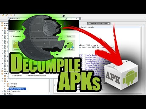 How To Decompile And Recompile APK Files For APK Modding / Hacking (Tutorial)