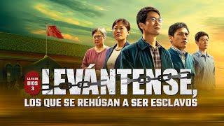 La fe en Dios 3: Levántense, los que se rehúsan a ser esclavos | Tráiler oficial (Español Latino)
