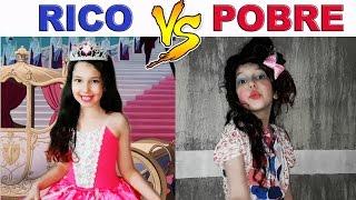 RICO VS POBRE !!! | Luluca