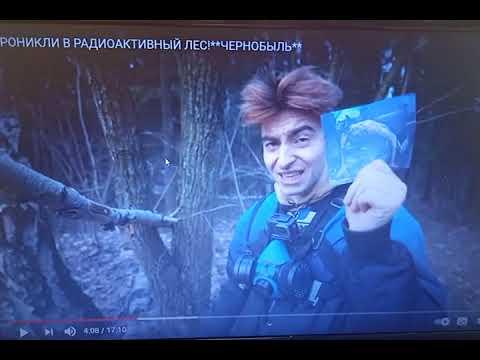 Реакция на Егора Шкреда проникли в радиоактивный лес!!Чернобыль