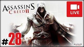 """[Archiwum] Live - Assassin's Creed II (9) - [3/3] - """"Metalowy cyckonosz"""""""