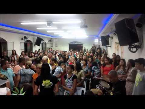 Pastor Márcio Rodrigues - IGREJAS QUE JÁ MINISTRAMOS